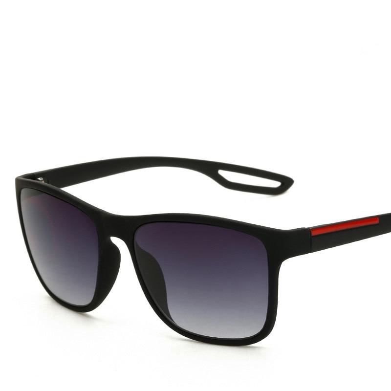 [해외]2019 새로운 사각형 선글라스 남자 브랜드 레트로 야외 드라이빙 선글라스 남자 태양 안경 UV400 Oculos 안경/2019 New  Square Sunglasses Men Brand Retro Outdoor Driving Sunglasses Male Sun