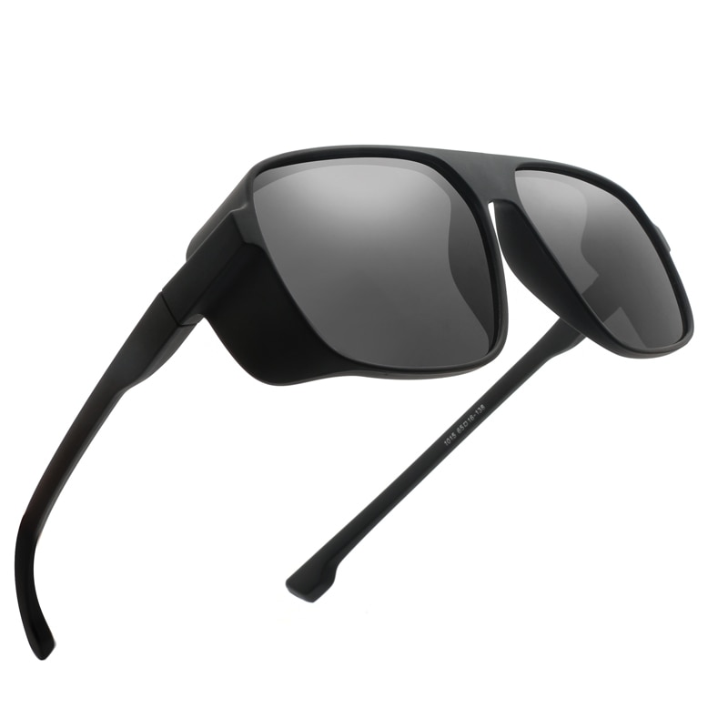 [해외]/Polaroid sunglasses UniSquare Vintage Sun Glasses Famous Brand Sunglases polarized Sunglasses retro Feminino For Women Men