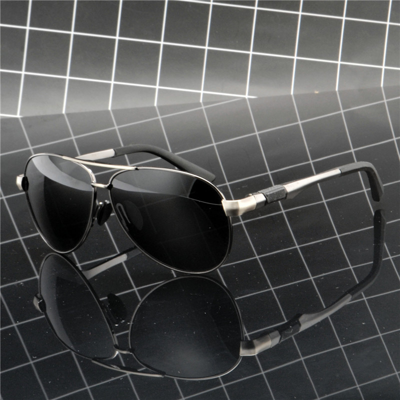 [해외]MINCL Sunglasses Men Luxury Brand Retro Shades Black Designer Sun Glasses Male Female Polarized Sunglasses Women 2019  NX/MINCL Sunglasses Men Lux
