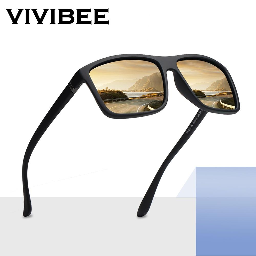 [해외]Vivibee 직사각형 편광 된 망 선글라스 편광 된 빨간색 렌즈 빈티지 운전 선 글래스 uv400 트렌드 안경/Vivibee 직사각형 편광 된 망 선글라스 편광 된 빨간색 렌즈 빈티지 운전 선 글래스 uv400 트렌드 안경