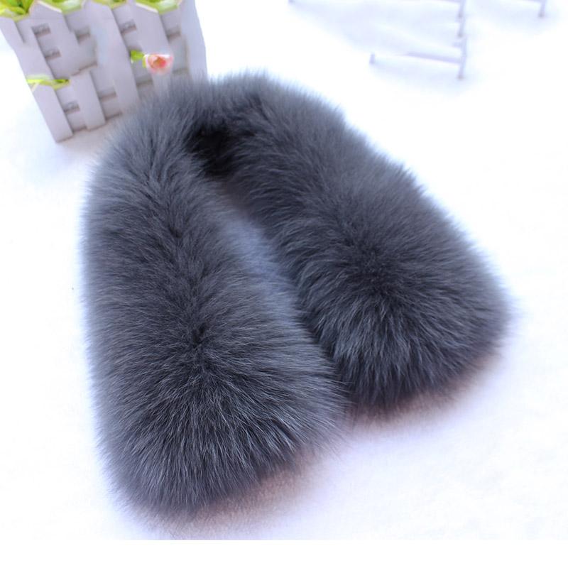 [해외]2018 새로운 남성 겨울 진짜 모피 칼라 스카프 여우 모피 겨울 코트 목 따뜻한 브랜드 명품 따뜻한 스퀘어 여성 의류 액세서리/2018 new men winter real fur collar scarf fox fur winter coat neck warmer