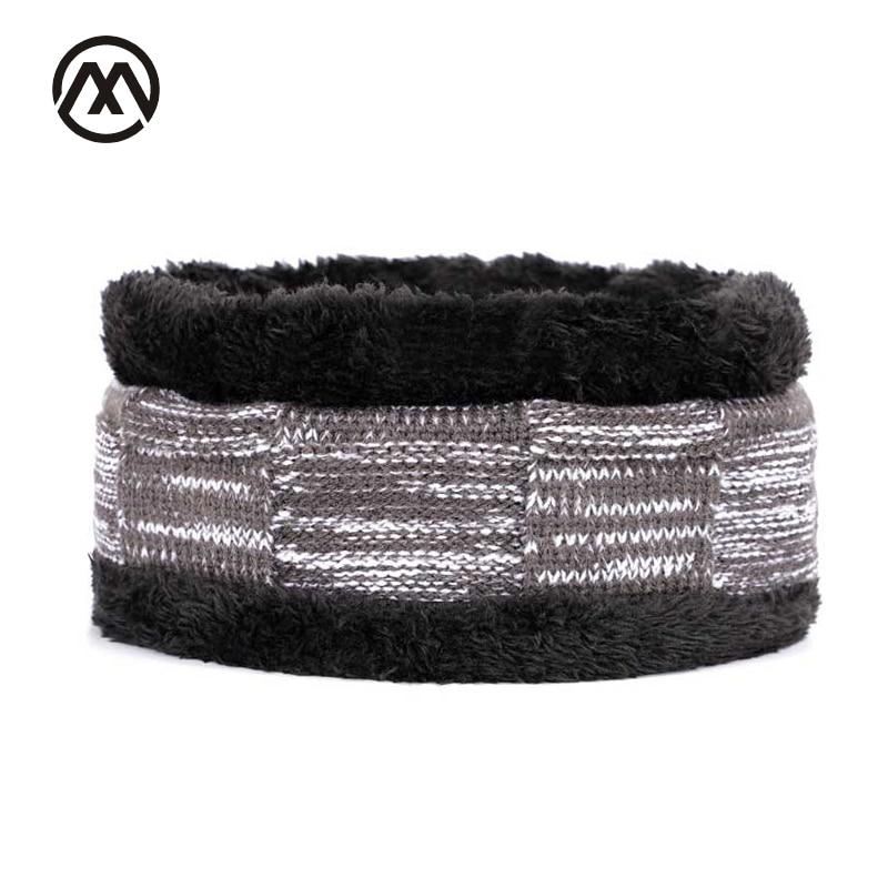 [해외]새로운 니트 스카프 남성 벨벳 따뜻하고 편안한 조절 모자 턱받이 투피스 마스크 모자 unipatch 남성 패션 비니 gorros/New knit scarf Men`s velvet warm and comfortable adjustable hat bib two-pi