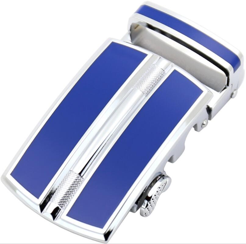 [해외]Fashion Mens Business Alloy Automatic Buckle Unique Men Plaque Belt Buckles for 3.5cm Ratchet Men Apparel Accessories GH12/Fashion Mens