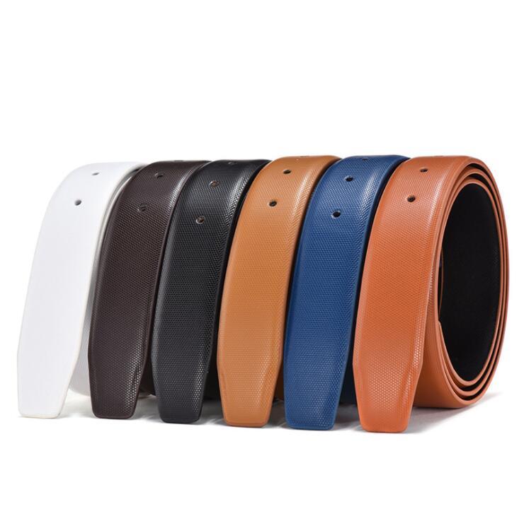 [해외]Designers Luxury Brand Belts for Men High Quality Pin Buckle Male Strap Genuine Leather Waistband Ceinture Homme luxury fashion/Designer