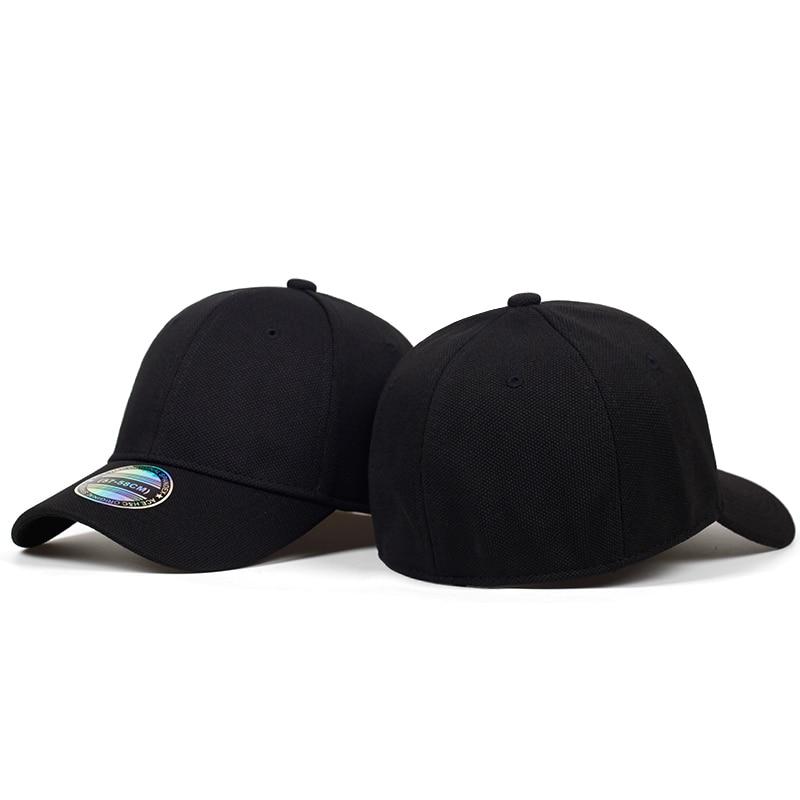 [해외]/2018 new Baseball Cap Men Snapback Hats Caps Men Fitted Closed Full Cap Women Gorras Bone Male Trucker Hat Casquette