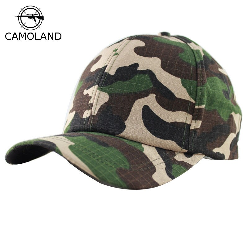 90df58892 [해외]2018 New Brand Men Women Tactical Baseball Caps Camouflage Hat Camo  Snapback Hats