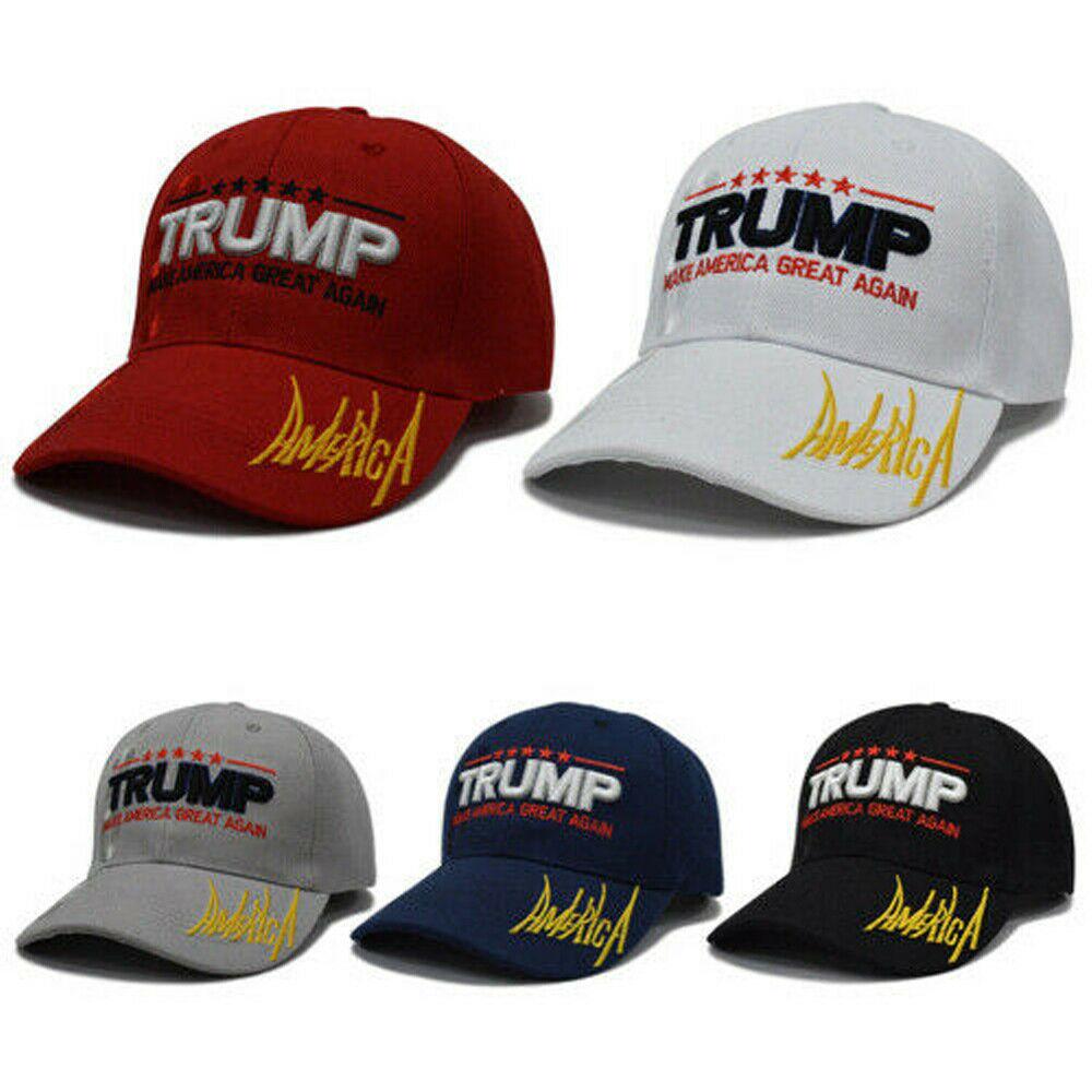 [해외]2020 Make America Great Again Hat Baseball Cap Men Donald Trump Republican Baseball Cap Unisex/2020 Make America Great Again Hat Basebal