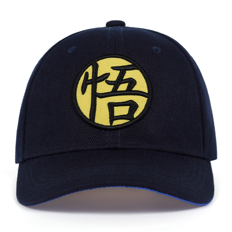 [해외]2019 High Quality Cotton Dragon Ball Z Goku Baseball Caps Hats For Men Women Anime Dragonball Adjustable HipHop Snapback cap Hat/2019 Hi