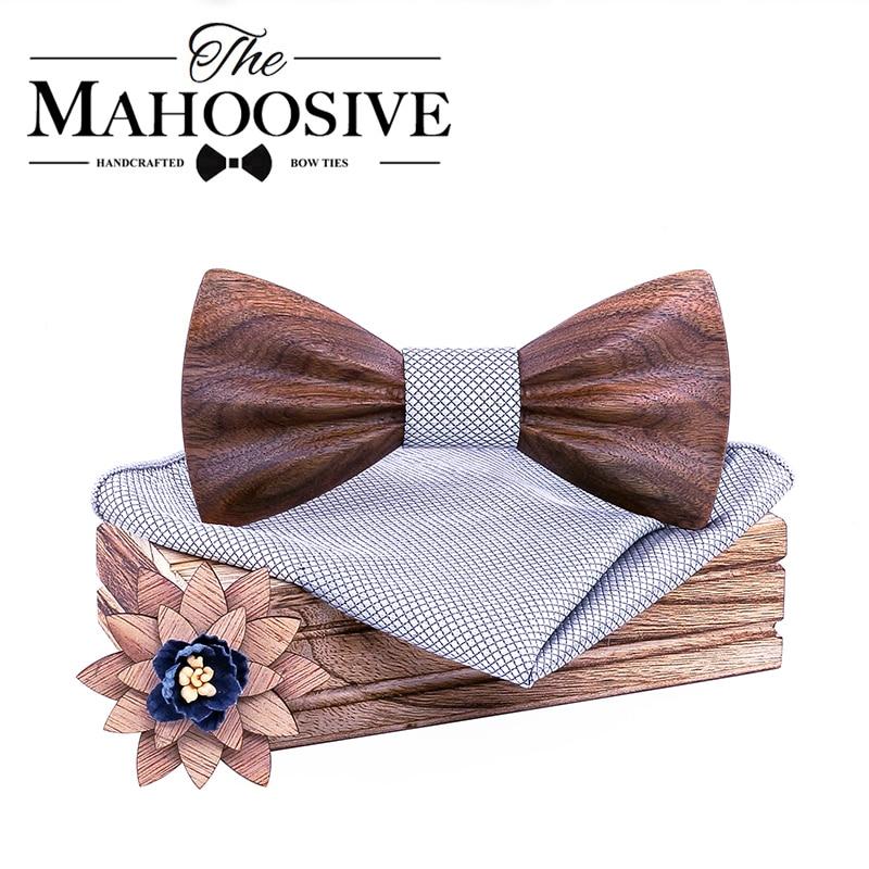 [해외]2019 나무 나무 나비 넥타이 camisas mujer 꽃 bowtie modis gravata 넥타이 남성용 cravate homme noeud papillon chemise femme/2019 나무 나무 나비 넥타이 camisas muje