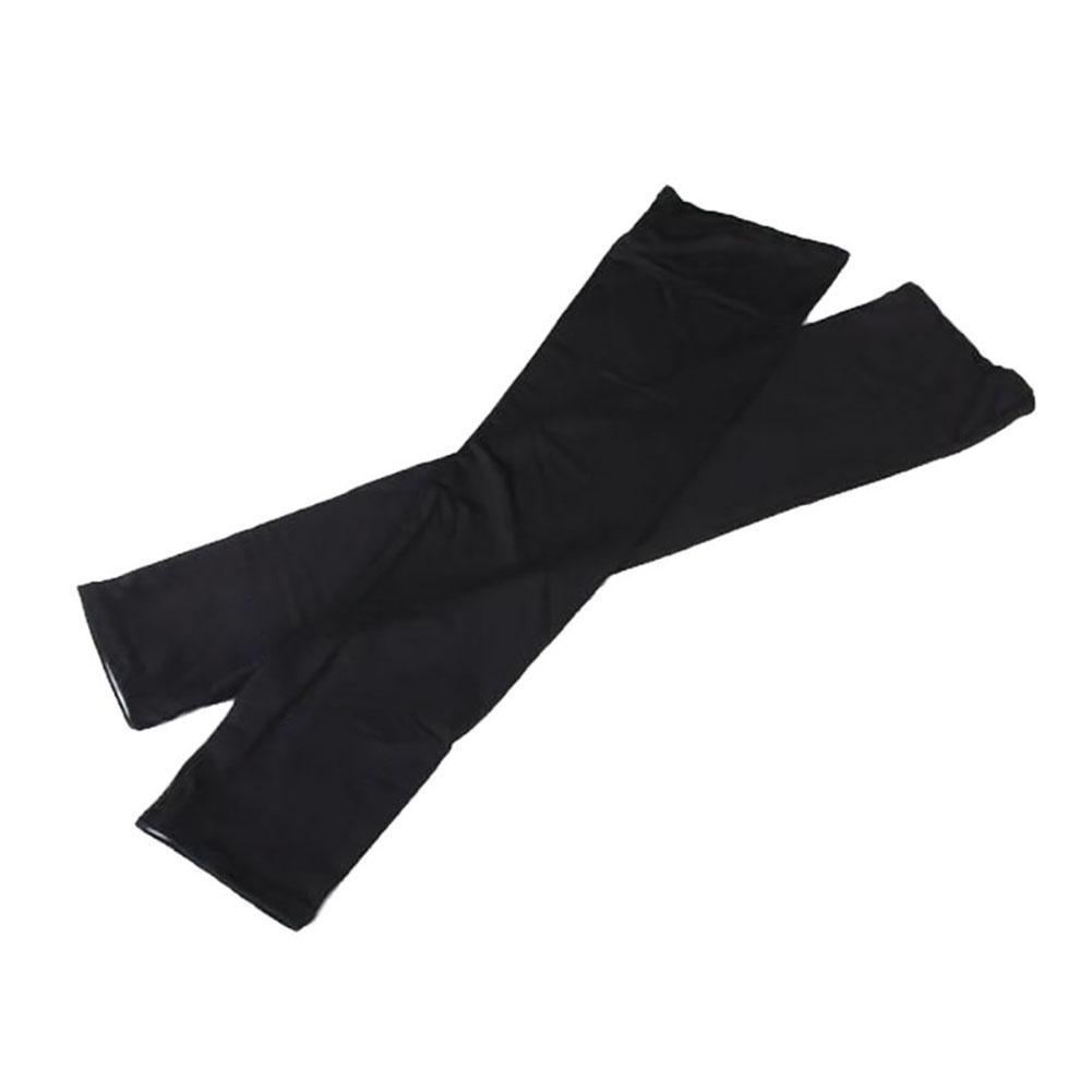 [해외]good quality Long Sunscreen Gloves UniElectric Bicycle Arm Sleeve Anti-UV  Semi-Finger Breathable Gloves Black/good quality Long Sunscreen Gloves