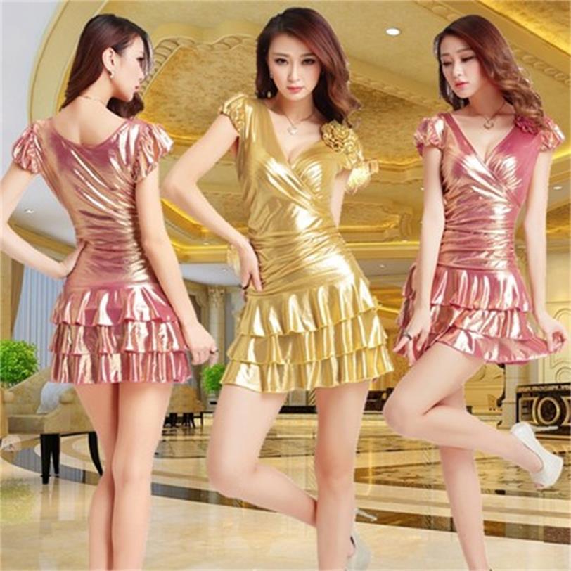[해외]The new Slim sexy dress night games ktv princess dress lady foot bath sauna suits technician Uniform/The new Slim sexy dress night games ktv princ