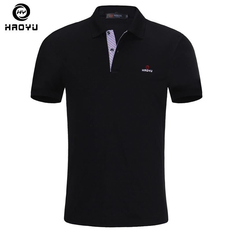 [해외]2016 새로운 남성 브랜드 의류 솔리드 폴로 셔츠 통기성 일반..