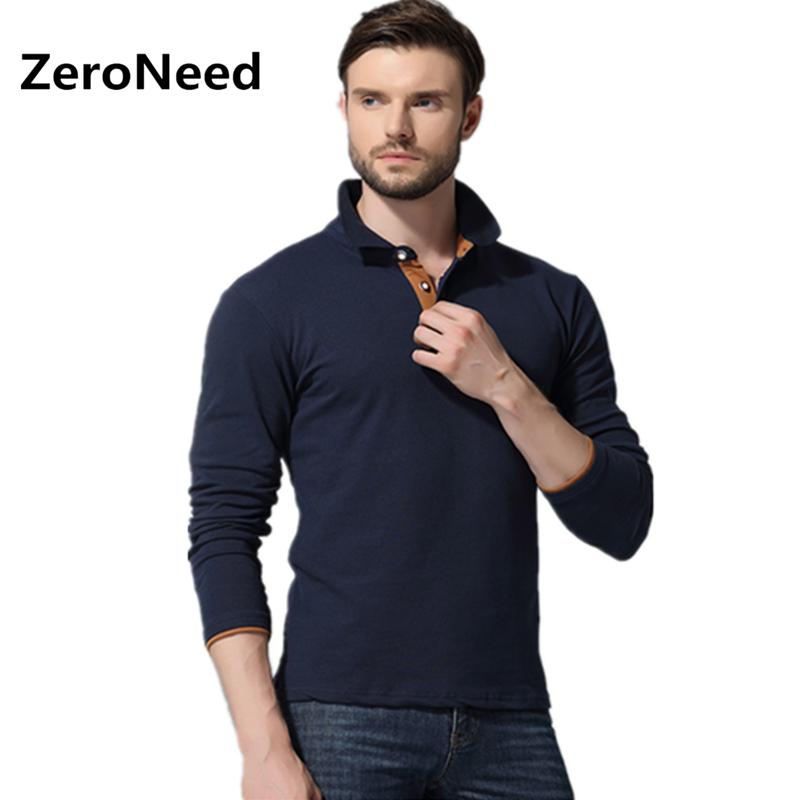 [해외]폴로 남성 코튼 통기성 캐주얼 Camiseta 슬림 Polos 옴므 폴로 셔츠 남성 최고 안티 링클 슬림 맞는 새로운 Polos 남성 91/Polo Men Cotton Breathable Casual Camiseta Slim Polos Homme Polo Shi