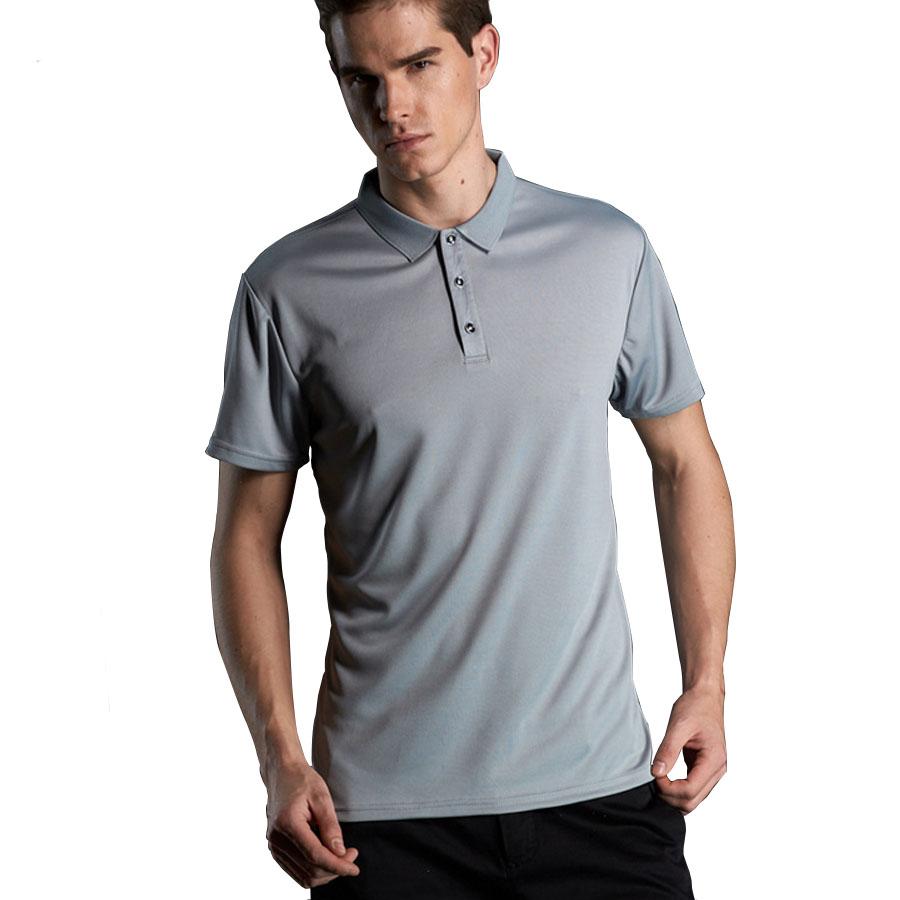 [해외]빠른 건조 폴로 슬림 피트 폴로 셔츠 남성 솔리드 통기성 패션 남성 & s 폴로 셔츠 반Retail 브랜드 Cheap Camisa Masculina/Quick Dry Polos Slim Fit Polo Shirt Men Solid Breathable Fa