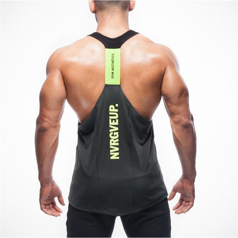 [해외]2017-2018 패션 고품질의 브랜드 의류 남성 & s 조끼 세로보 보디 피트니스 남자 탱크 탑 의류 남여 XL XXL/2017-2018 fashion high quality brand clothing men&s vest stringer bodybuil