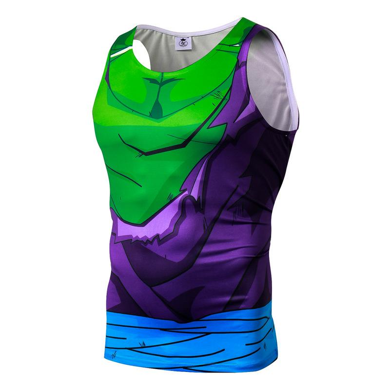 [해외]2018 패션 3D 인쇄 나루토 탱크 탑 남성 / 여성 민Retail 조끼 맞는 하이틴 압축 조끼 휘트니스 보디 빌딩 의류 남성/2018 Fashion 3D Print Naruto Tank Top Men/Women Sleeveless vest Fit Teen C