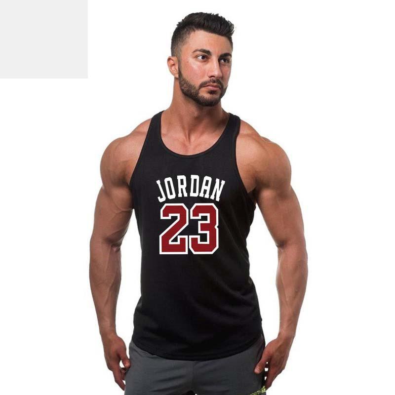 [해외]??패션 남자 보디 빌딩 탱크 탑 체육관 근육 스트링거 일렉트릭 Fittnes 조끼 셔츠 Musclewear/  Fashion Men Bodybuilding Tank Tops Gyms Muscle Stringer Singlets Fittnes Vest Shirt