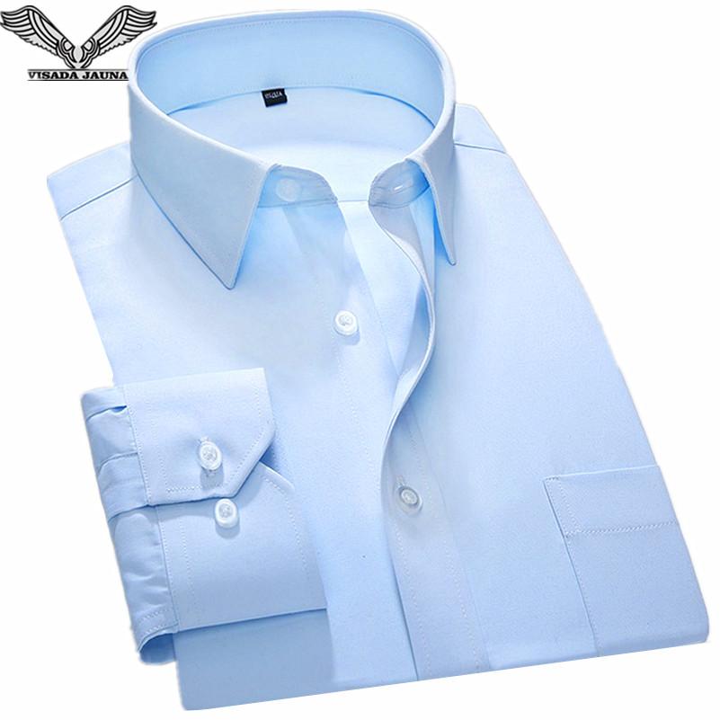 [해외]VISADA JAUNA 2018 신 남성용 캐주얼 셔츠 남성용 플러스 사이즈 4XXL 셔츠 남성용 슬림 피트 소셜 셔츠 N5859/VISADA JAUNA New 2018  Men&s Shirts Casual Men Shirt Plus Size 4XXL Shirt