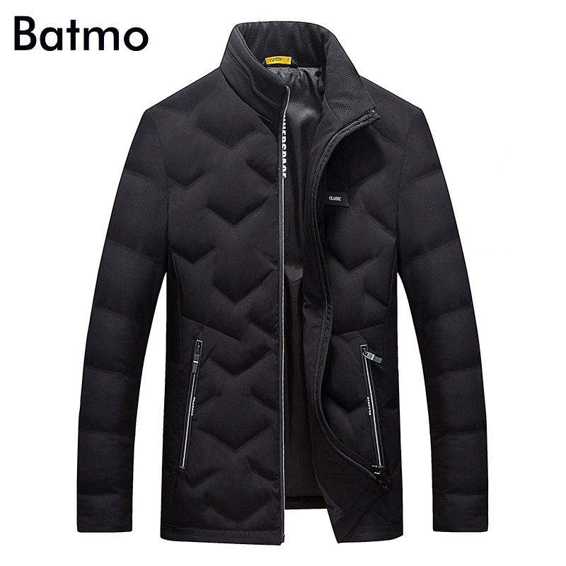 [해외]Batmo 2017 겨울 따뜻한 자켓 남성, 겨울 남성 & 코트, 플러스 크기 남, L, XL, XXL, XXXL 8901 아래로 흰 오리 80 %/Batmo 2017 new arrival winter 80% white duck down warm jack