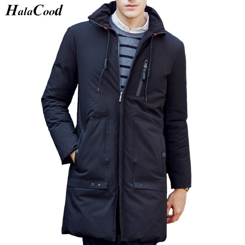 [해외]High Qualit Men Parkas 겨울 다운 코트 90 % 화이트 오리 자켓 브랜드 남성 두건 아우터 코트 Large Thick Warm Jacket/High Qualit Men Parkas Winter Down Coat 90% White Duck Dow