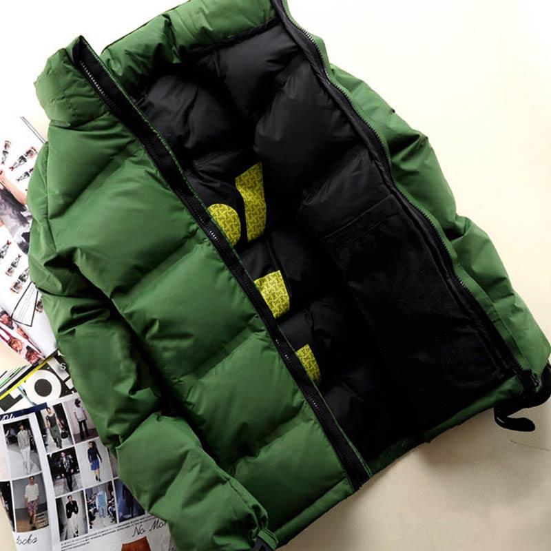 [해외]겨울 옷을 입은 자켓 짧은 기금 짙어지는 한국 청소년 따뜻한 패션 시즌 재고 목록 만들기/Winter Clothes Down Jackets Short Fund Thickening Korean Youth Warm Fashion Season Make An Inven