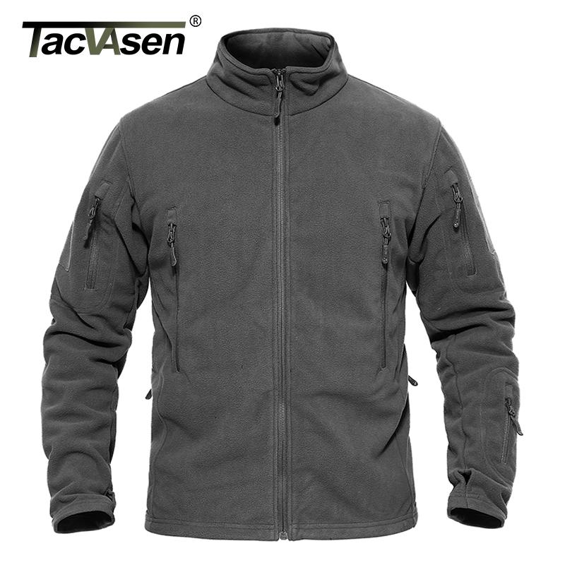 [해외]TACVASEN 겨울 양모 재킷 따뜻한 남자 밀리터리 전술 재킷 열 재킷 코트 가을 통기성 군대 의류 TD-QZJL-015/TACVASEN Winter Fleece Jacket Warm Men Military Tactical Jacket Thermal Jacke