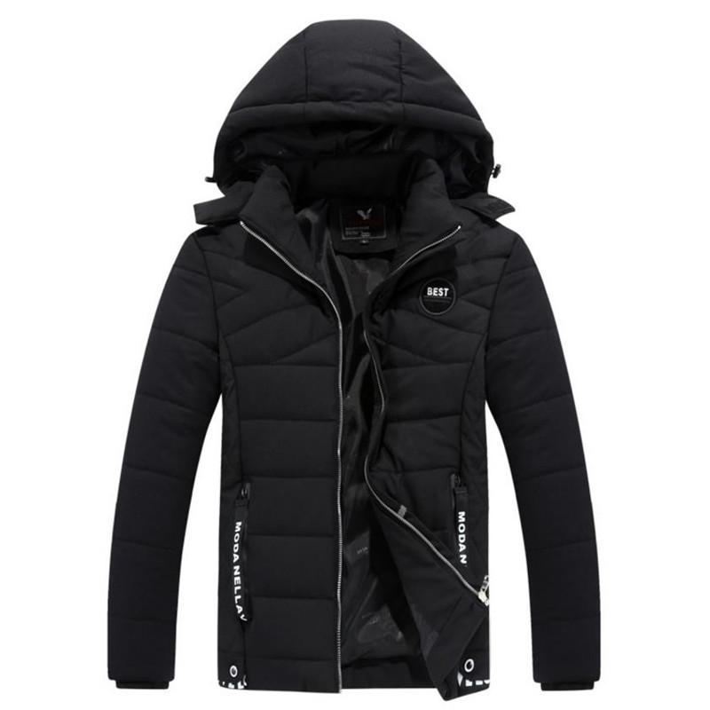 [해외]겨울 자켓 남자 & s 캐주얼 면화 두꺼운 남자 & s 야생 후드 자켓 남자 코트/New Arrivals winter jacket men&s casual cotton thick men&s wild hooded jacket men coat