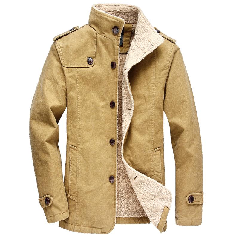 [해외]핫 파카 남성 겨울 자켓 패딩 코튼 두꺼운 따뜻한 파커 망 캐주얼 아웃웨어 코트 Mencasaco masculino 크기 6XL /Hot Parka Men Winter Jackets Padded Cotton Thick Warm Parkas Mens Casual