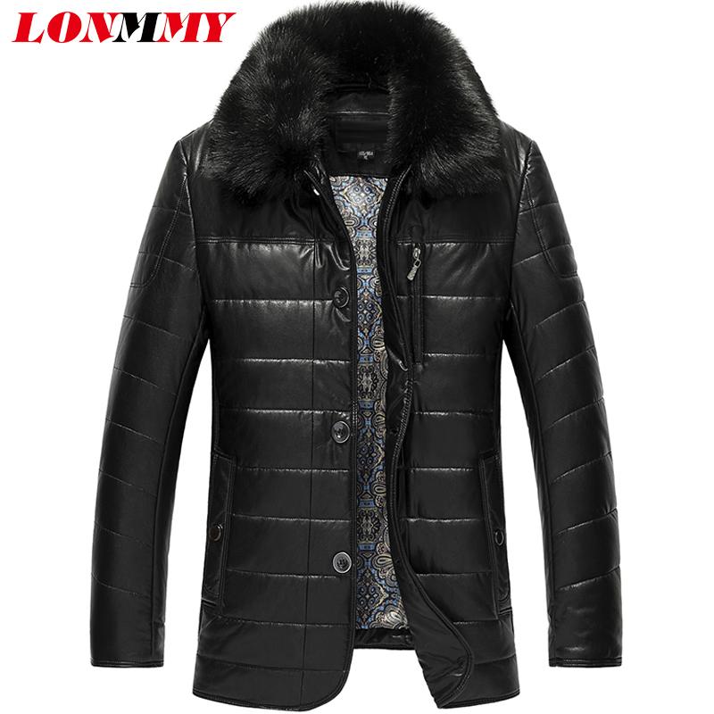[해외]LONMMY 6XL 7XL 8XL 남성 가죽 재킷 긴팔 가죽 남성 스웨터 PU 스웨이드 가죽 윈드 2017 겨울 윈드 자켓 가죽 자켓/LONMMY 6XL 7XL 8XL Long leather trench coat men jackets Casual PU Suede