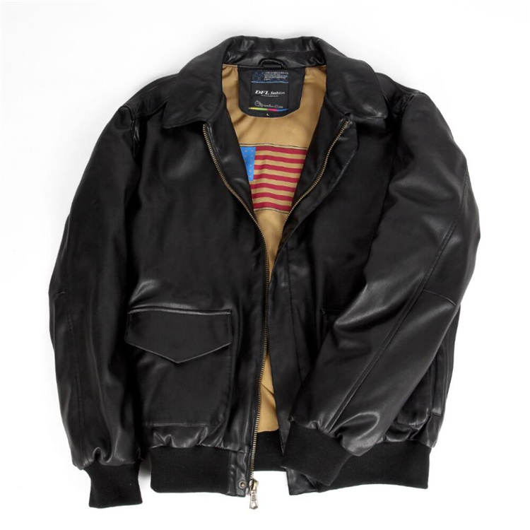 [해외]DAFEILI 2018 브랜드 A2 PU 가죽 자켓 남성용 슬림 온기 오토바이 의류 겨울 폭격기 비행 재킷/DAFEILI 2018 Brand A2  PU Leather Jacket For Men Slim Warm Mens Motorcycle Clothing Wi