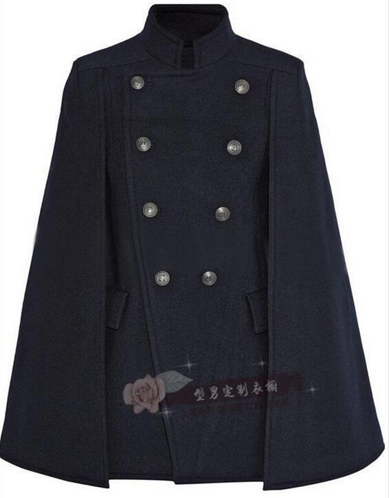 [해외]S - 4XL HOT 2017 봄 남성 새로운 패션 느슨한 코트 망토 천으로 코트맨과 여성/S-4XL HOT 2017 Spring Male New Fashion Loose coat cloak cloth coatmen and women