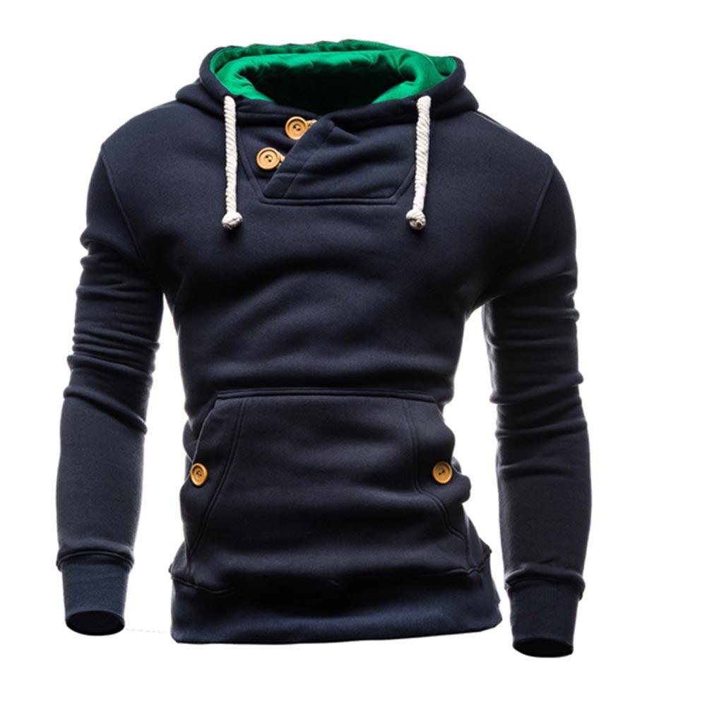 [해외]2016 거짓 망 후드 스웨터 hombre 의류 O - 목 고체 몰튼 masculino/New arrive 2016 False mens hoodies pullover sweatshirt hombre clothing O-neck Solid moleton mascu