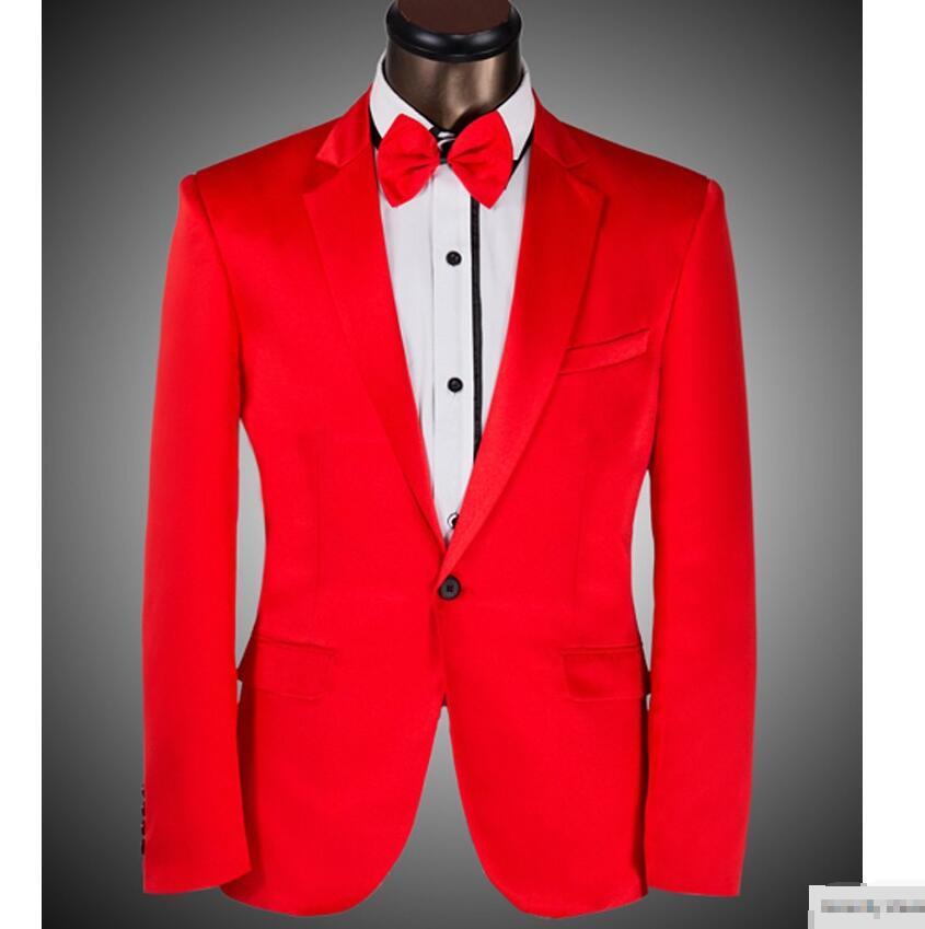 [해외]신사복 신랑 캐주얼 맞춤 웨딩 드레스 댄스 파티 정장 턱시도 신착 품 남성복 비즈니스 슬림 피트 복식 웨딩 블레 이저/New Men Groom Casual Custom Wedding Dress Prom Male Suits Tuxedo New Arrival Men