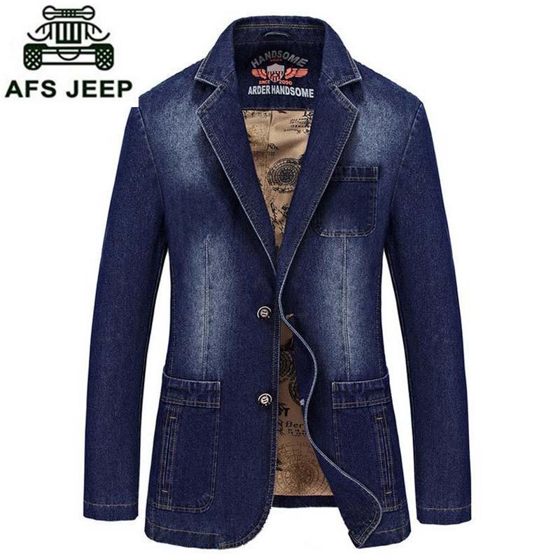 [해외]NEW Blazer Leisure 카우보이 코트 Mens 루스 츠가 데님 자켓 패션 Chaqueta Coat Jacket 탑스 Outer Male Blazers/NEW Blazer Leisure cowboy Coats Mens Loose Suit Autumn D