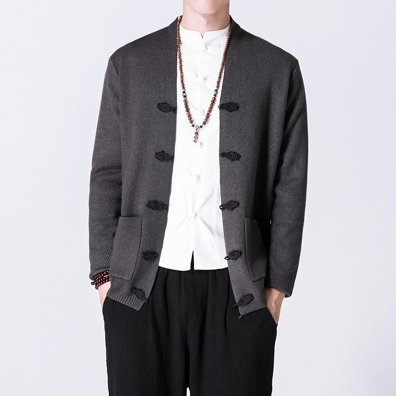 [해외]2018 신사 블레이저 블레이져 남성 악세사리 힙합 빅 맨 윈드 코트 코트 코드 의상 버클 스웨터 레트로 남성 청소년 슬림/2018 New Mens Blazer Blaser Masculino Hombre The Big Man Wind Autumn Coat Cod