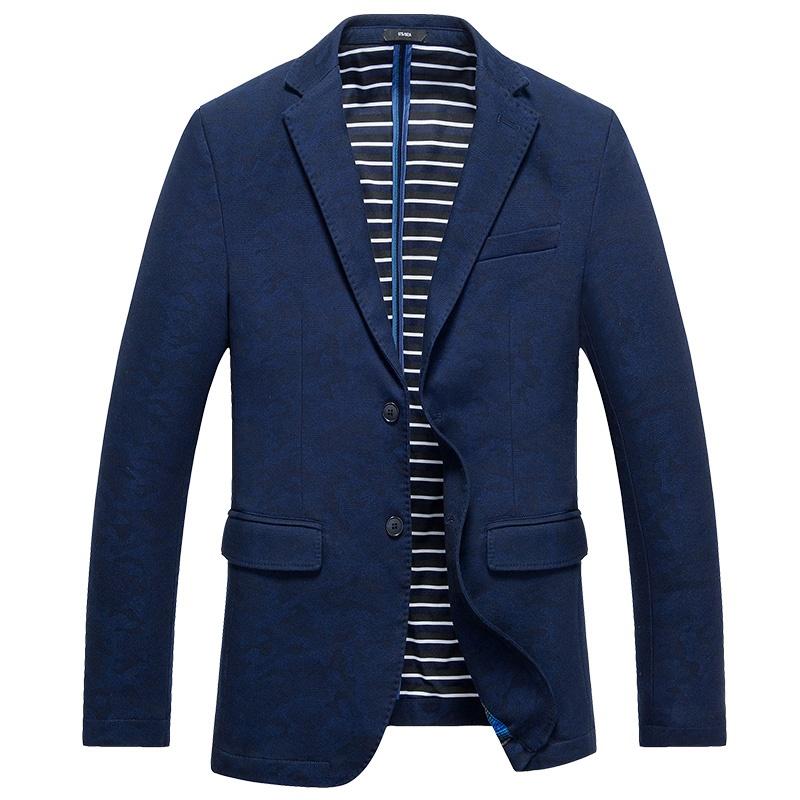 [해외]DZYS 남자 캐주얼 블레이저 남성 코튼 아웃웨어 슬림 코트 남성/DZYS Men&s Business Casual Blazer Cotton Outwear Slim Coat for Men Male