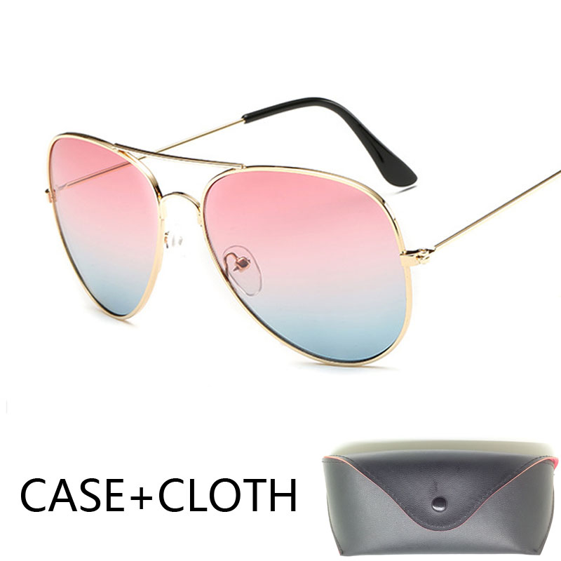 939e56a692  해외 디자이너 조종사 선글라스 남자 파일럿 선글라스 브랜드 여성 남성용 여성용 거울 oculos de