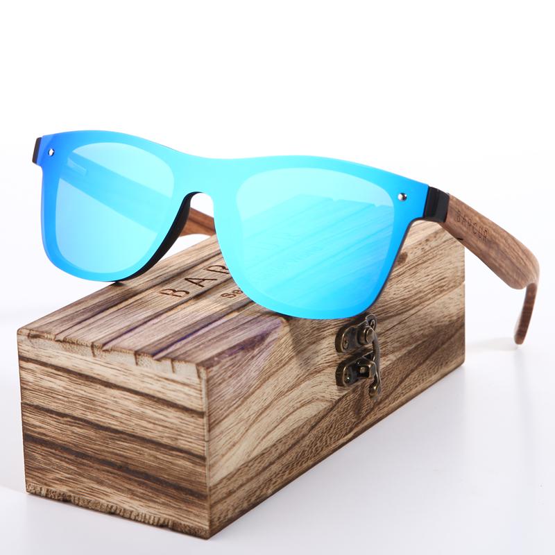 [해외]BARCUR 2018 우드 안경 블랙 월넛 선글라스 안경 악세서리 여성 / 남성 선글라스 남성 안경 무테 용/BARCUR 2018 Wood Glasses Black Walnut Sunglasses Eyewear Accessories Female/Male Sung