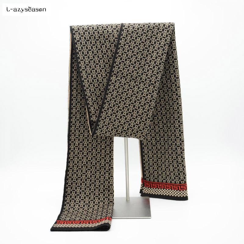 [해외]2017 남성 겨울 스카프 럭셔리 브랜드 디자인 shawls 패션 디자이너 두꺼운 따뜻한 목화 두꺼운 따뜻한 목화 랩 남성 스카프/2017 Men winter scarf Luxury brand design shawls fashion designer thick w