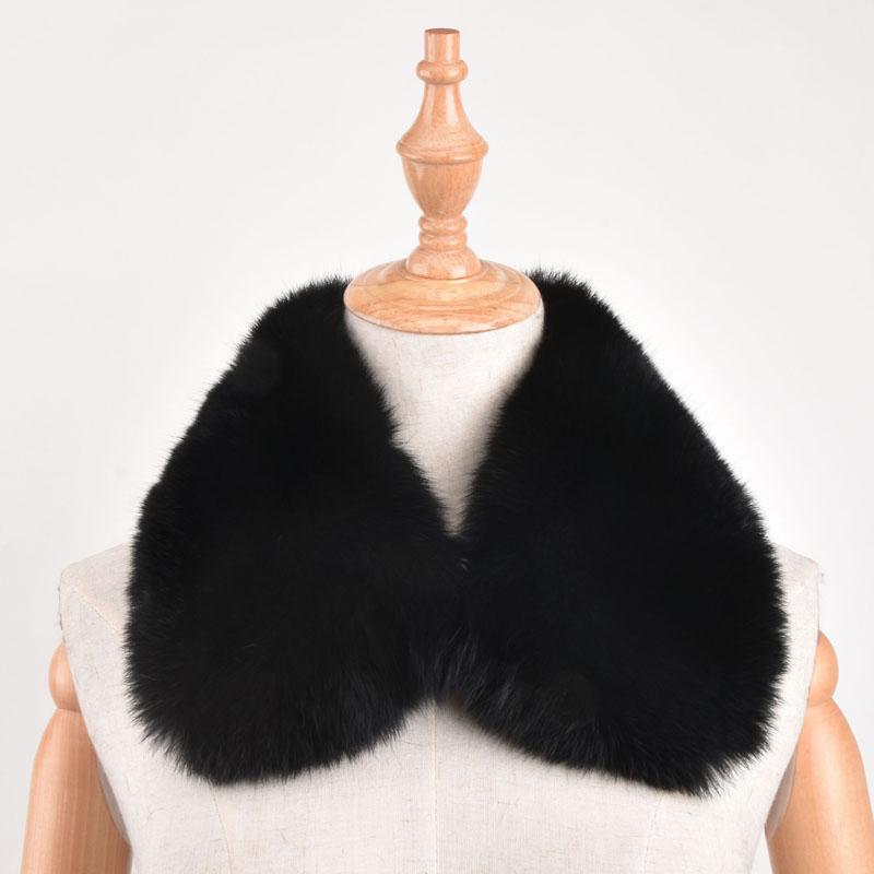 [해외]100 % 진짜 토끼 모피 칼라 스퀘어 칼라 남성 여성 &  가죽 여성 패션 모피 DIY 의류 액세서리/100% Real Rabbit Fur Collar Square Collar Men Women&s Genuine Leather Women Fashion