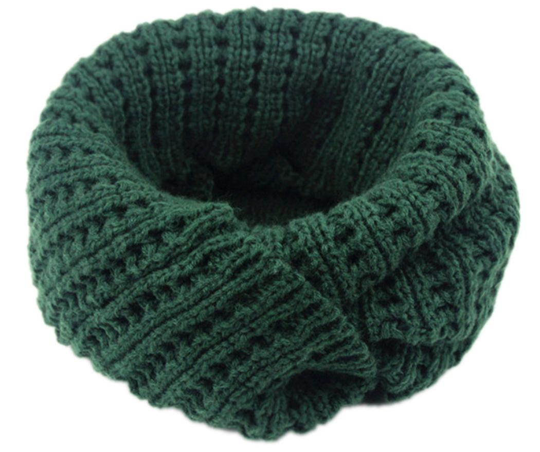 [해외]2017 겨울 남성용 니트 양모 링 스카프 여성 스니커즈 용 스카프 부드러운 코튼 겨울 인피니티 스카프 모직 목 칼라/2017 Winter Knitted Wool Ring Scarf for Men Women Soft Cashmere Winter Infinity