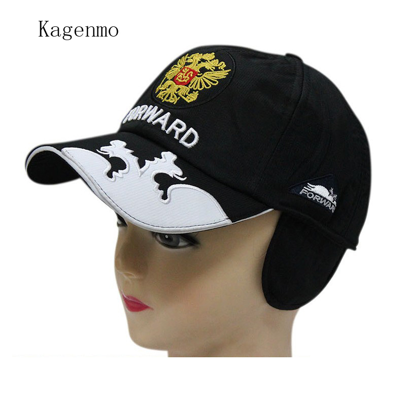 [해외]Kagenmo 봄과 가을 따뜻한 귀 보호 야구 모자 화가 모자 러시아어 사랑 5color 1pcs 새로운 도착/Kagenmo spring and autumn warm Ear protection Baseball Cap upset cotton hat Russian