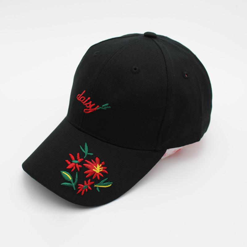 [해외]새로운 디자인 여성을수 놓은 장미 야구 모자 snapback casquette gorras 패션 브랜드 모자 모자 태양 모자 모자/New design Embroidered rose baseball cap for women men snapback casquette