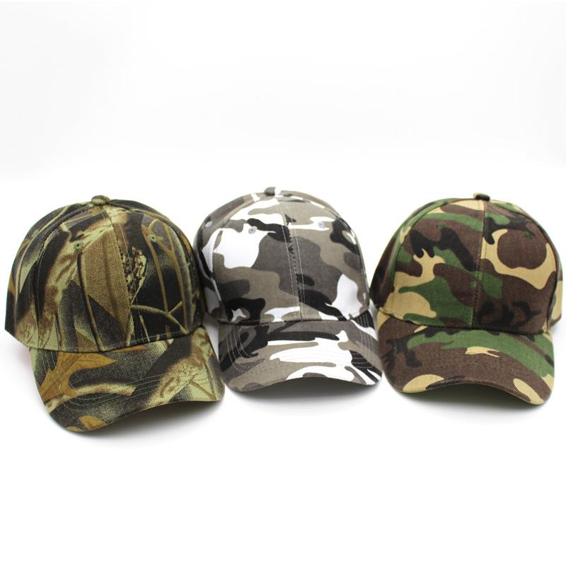 [해외]남자 & 여자 Snapback 위장 전술 모자 육군 전술 야구 모자 머리 위장 모자 태양 모자 골프 모자/Men&s Snapback Camouflage Tactical Hat Army Tactical Baseball Cap Head Camouflage C