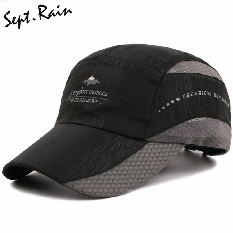 [해외]2017 UniCasual 조정 가능한 야구 모자 오토바이 모자 모자 빠른 건조 남성 여성 캐주얼 여름 모자/2017 UniCasual Adjustable Baseball Caps Motorcycle Cap Hat Quick Dry Men Women Casual
