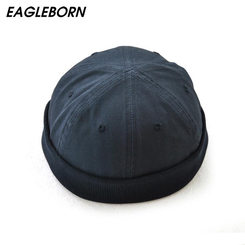 [해외]2018 새로운  스타일의 둥근 모자 UniSnapback 커플 모자는 4 계절에 솔리드 컬러 패션 남성 & s의 모자를 플랜지 54-58cm/2018 New Chinese-Style Round Hat UniSnapback Couple Caps Flang
