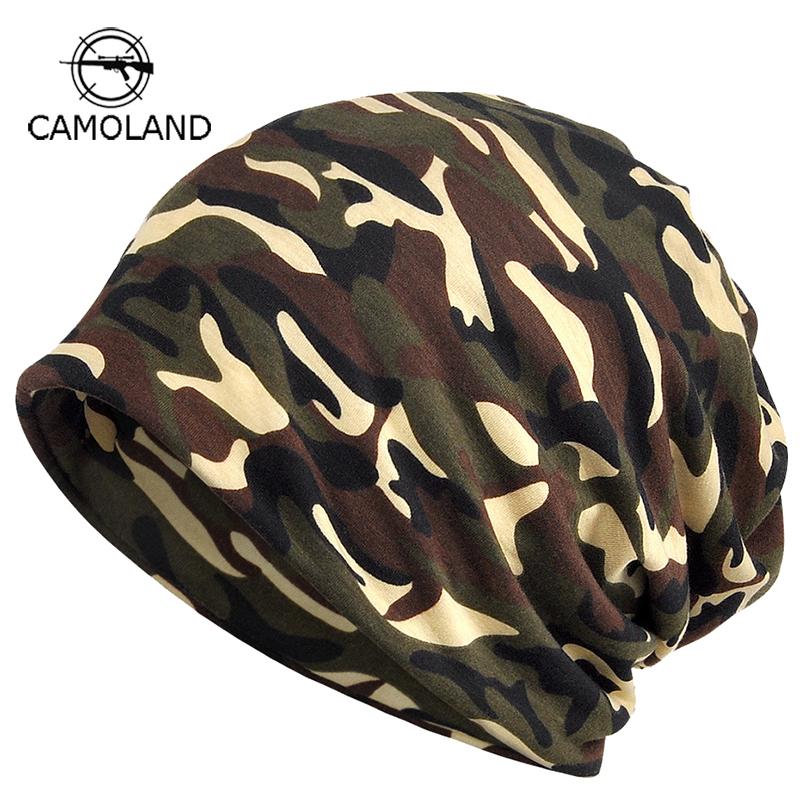 [해외]새로운 가벼운 무게 코튼 봄 여름 Beanies 남자 여성 통풍 모자 전술 밀리터리 위장 스컬리 스카프 페이스 마스크/New Light Weight Cotton Spring Summer Beanies Men Women Breathable Hat Tactical