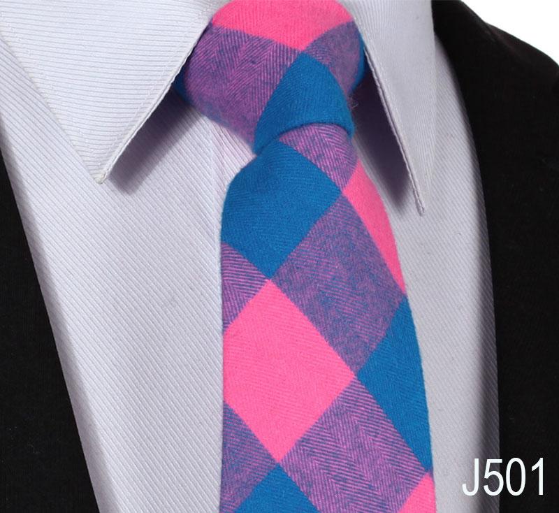 [해외]꽃 검사 3.4 & 100 % 코 튼 웨딩 파티 클래식 자 카드 짠 남자 넥타이 넥타이 J5/Floral Check 3.4& 100% Cotton Wedding Party Classic Jacquard Woven Men Tie Necktie J5