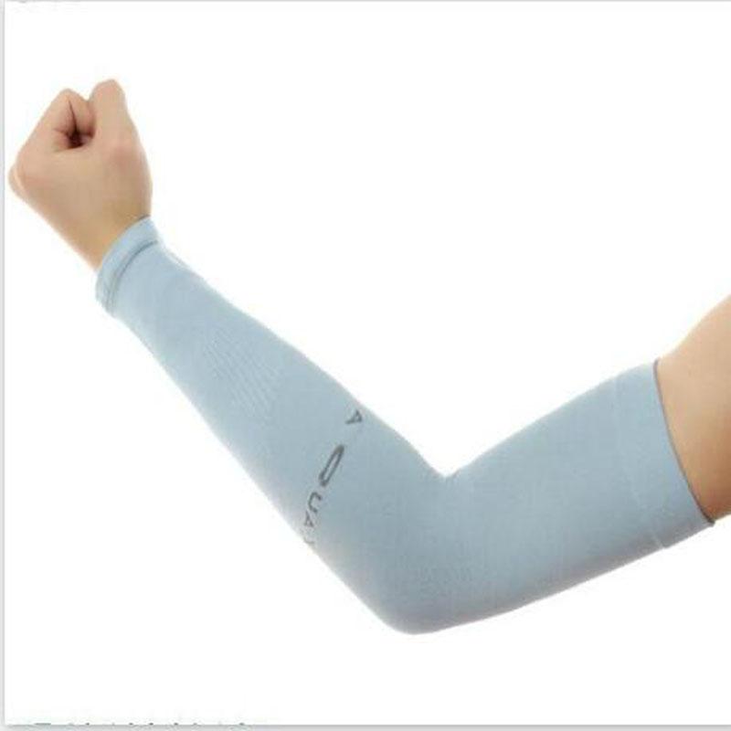 [해외]2017 새로운 브랜드의 얼음 실크 들어 갔어 커프스 유니섹시 슬리브 커프 UV 실외 얼음 실크 슬리브 7 색 선택/2017 new brand ice silk sunscreen cuff unishort sleeve cuff UV outdoor ice silk s