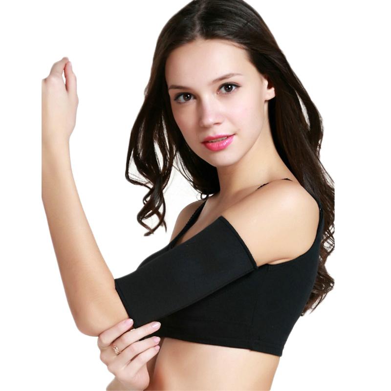 [해외]1 쌍 여성 사우나 슬리밍 슬리머 슬리브 랩 체중 감소 암 셰이퍼 리프트 셰이퍼 마사지 팔 컨트롤 신사복 탑 신품/1Pair Women Sauna Arm Slimming Slimmer Sleeve Wraps Weight Loss Arm Shaper Lift Sh